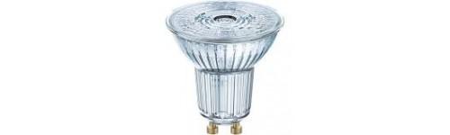 Ledlampen GU10 230V
